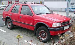 Opel Frontera Fünftürer (1991?1998)