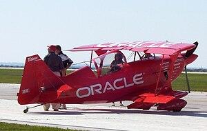 Sean D. Tucker - Oracle Challenger II