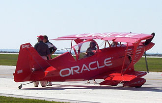 Sean D. Tucker - Oracle Challenger II