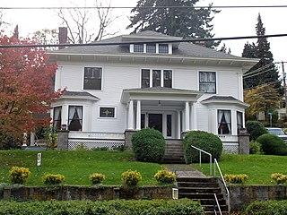 Orrin B. Hartley House Hood River, Oregon