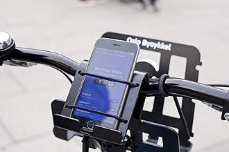 Oslo Bysykkel - The Oslo Bysykkel app.
