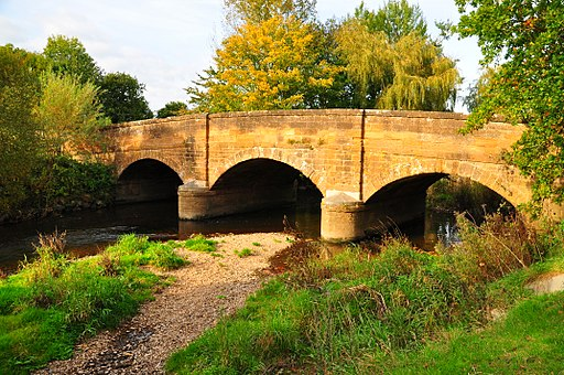 Otterton Bridge (6515)