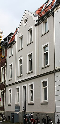 Ottostraße in Münster