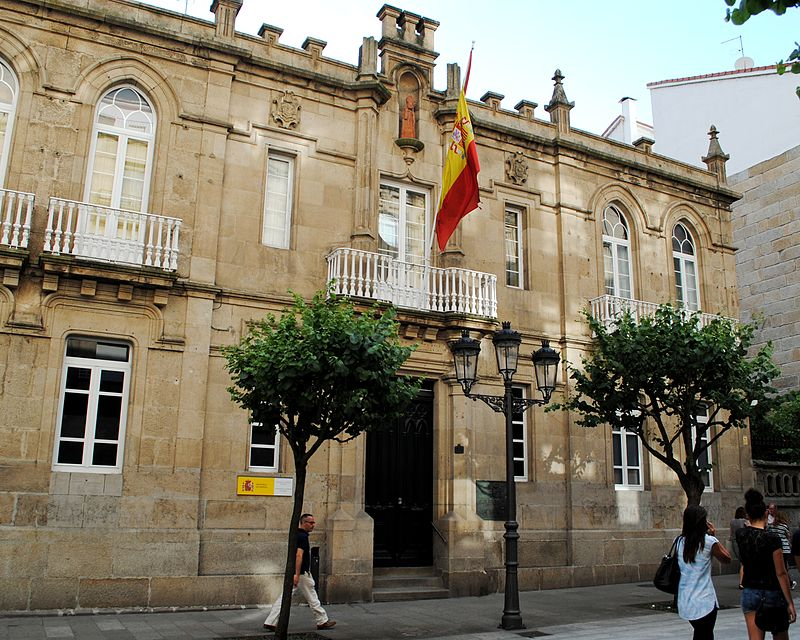 Ourense, Delegación de Defensa.JPG