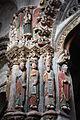 Ourense, catedral, portico Paraíso 03-17b.JPG