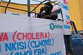 Oxfam East Africa - An Oxfam cholera prevention float.jpg
