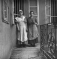 Páros női portré, 1910. Fortepan 17876.jpg