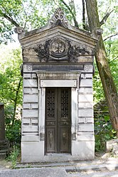 Tomb of Olivier