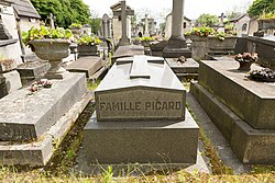 Tomb of Picard