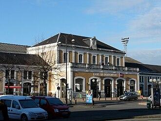 Gare de Périgueux - Périgueux station