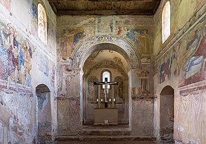 Pürgg-Trautenfels - Image: Pürgg Johanneskapelle Innenraum 01