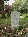 P.E. Hodgson Royal Field Artillery grave St James the Great, Friern Barnet.jpg