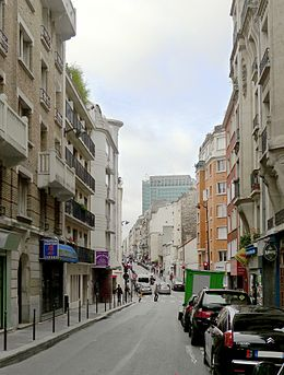 Image illustrative de l'article Rue Olivier-de-Serres