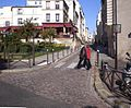 PA180081 Paris V rue Tournefort reductwk.JPG