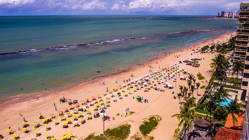 Dicas de hoteis em Recife de quem foi