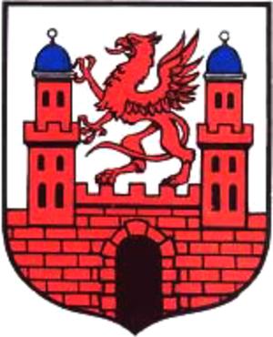 Dąbie, Szczecin - Image: POL Dąbie COA