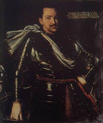Janusz Radziwiłł (1579–1620) - Portrait of Janusz Radziwiłł
