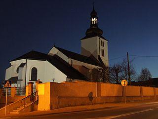 Lipsko Place in Masovian Voivodeship, Poland