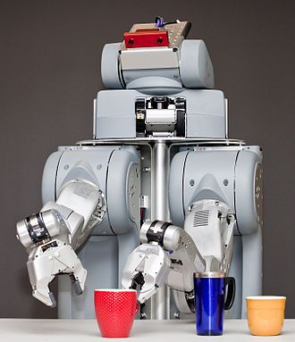 Willow Garage - The PR2 robot