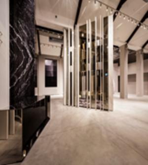 Pal Zileri - The reimagined HQ and showroom in Milan, via Morimondo 2/3