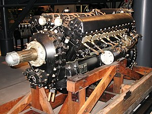 Packard V-1650-7 Merlin
