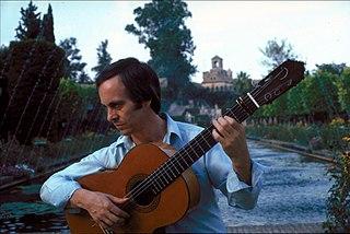 Paco Peña Flamenco guitarist