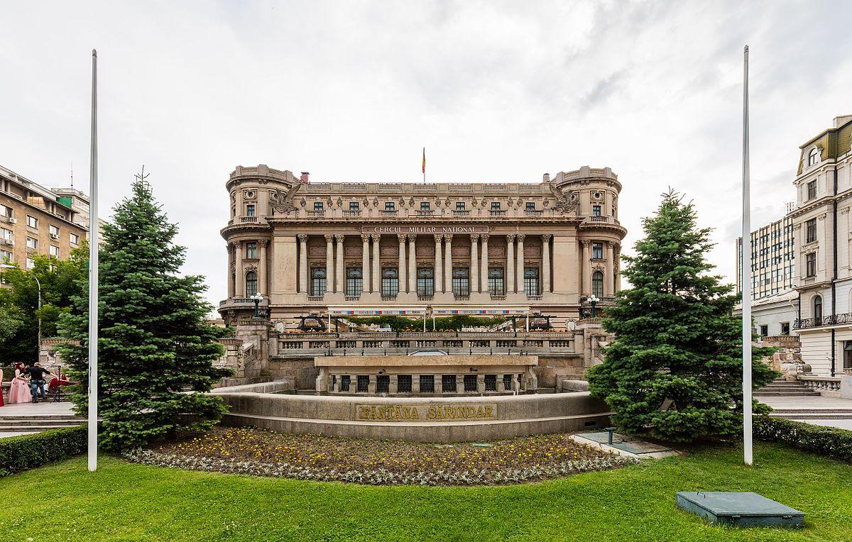 Palace of the National Military Circle - Wikipedia