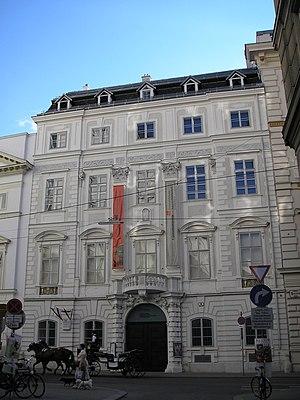 Herrengasse - Palais Mollard-Clary, Herrengasse 9