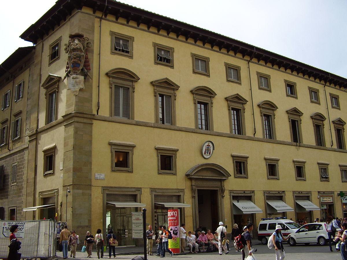 Palazzo Arcivescovile Firenze Wikipedia