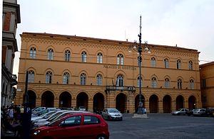 Chieti - Tribunal Palace