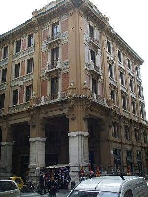 Palazzo Pola e Todescan - Facade of palace
