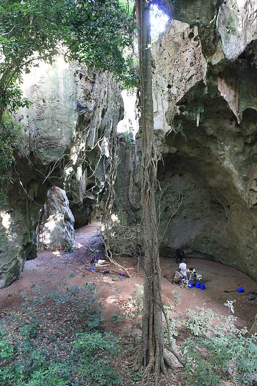 Panga ya Saidi archaeological site