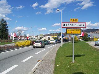 Grésy-sur-Aix Commune in Auvergne-Rhône-Alpes, France