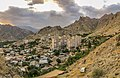 Panorama of Meghri - Holy Mother of God Church, Meghri (Mets Tagh) 03.jpg