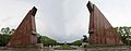 Panorama of the Russian War Memorial at Treptow.jpg