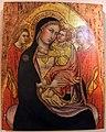 Paolo di giovanni fei (santi) e taddeo di bartolo (madonna), da s.agata 02.JPG