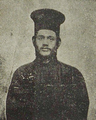 Albanian Orthodox Church - Image: Papa Kristo Negovani