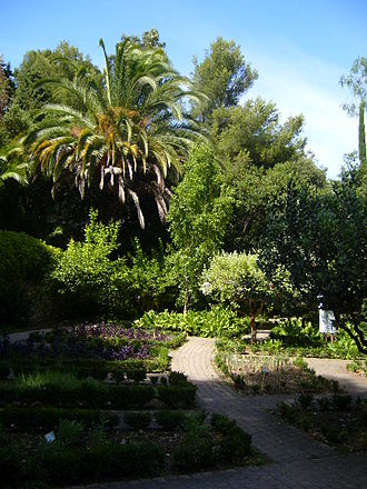 Parc du Mugel - The Aromatic Garden