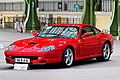 Paris - Bonhams 2016 - Ferrari 550 Maranello coupé - 1999 - 005.jpg