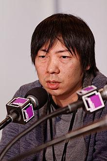 Paris - Salon du livre 2012 - Kunio Kato- 001. jpg
