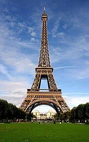 Eiffeltornet
