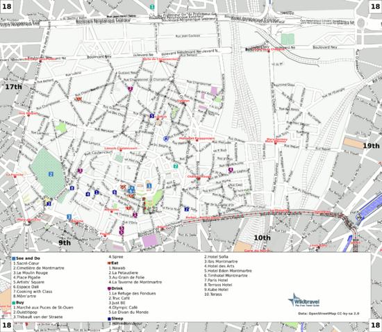 map-of-18eme-arrondissement