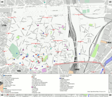 Paris 18th arrondissement map with listings 2.png