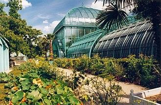 Jean-Camille Formigé - Image: Paris Bois Boulogne Serres Auteuil