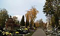 Parish Cemetery in Mogila (general view), osiedle Wandy, Nowa Huta, Krakow, Poland.jpg