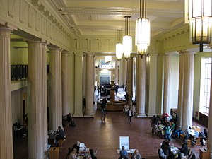 Parkinson Building - Parkinson Court