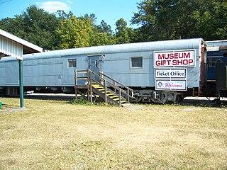 Florida Railroad Museum Railroad museum