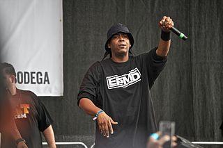 PMD (rapper) American rapper