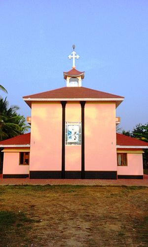 Pulpally - Parumala orthodox church