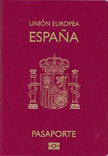 Visa requirements for Spanish citizens